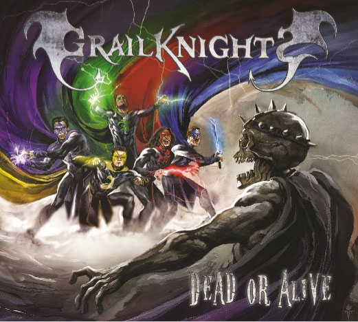 Grailknights---Dead-or-Alive